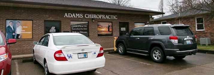 Chiropractic Frankfort KY Office Building